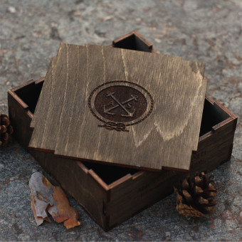 Деревянная-подарочная-упаковка-коричневая