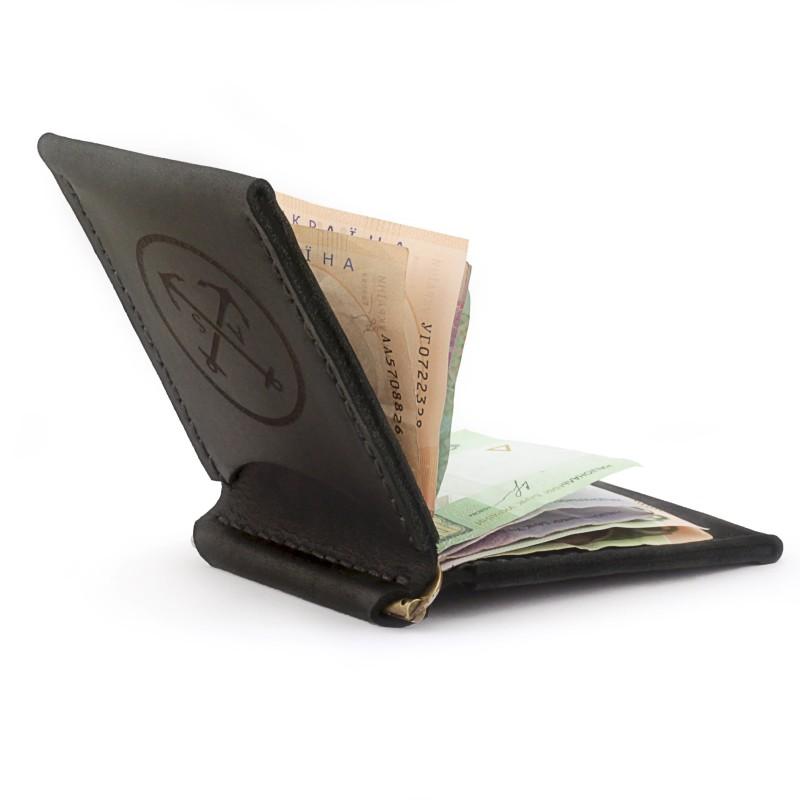 Зажим для денег OldSalt чёрный