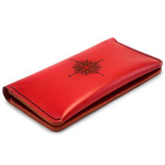 Женское портмоне T-Case — Red