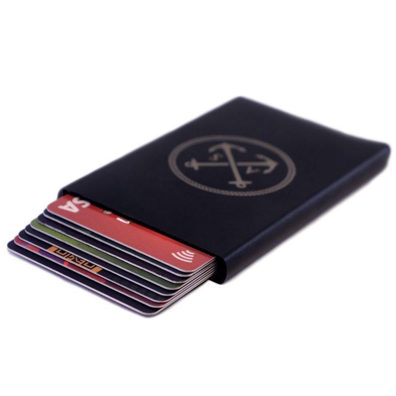 Защитный RFID чехол для карт (картхолдер)